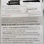 Fee to pay, Aldershot