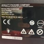 Modular PDU Control Unit, Aldershot