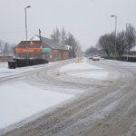 Snowy Corner, Alton