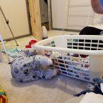 Washing basket, Alton