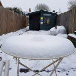 Garden table, Alton