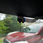 Rear dashcam testing, Aldershot
