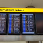 International Arrivals, Heathrow